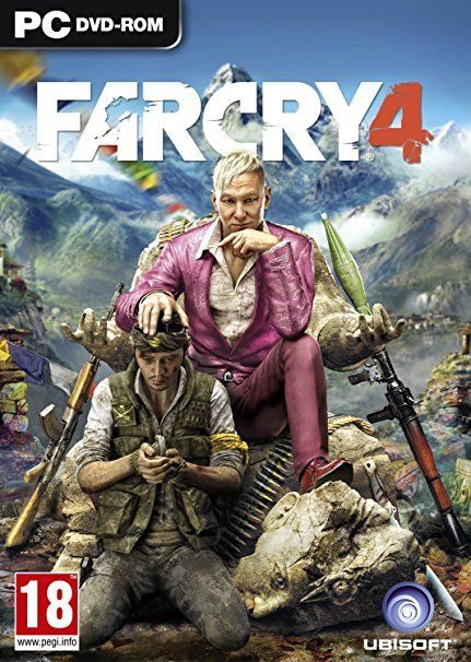 Far Cry 4 - PC hra