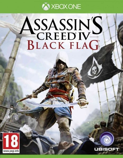 Assassins Creed IV: Black Flag - Xbox One hra