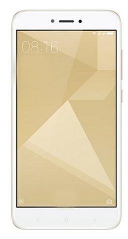 Xiaomi Redmi 4X 3GB/32GB Dual SIM zlatý + dárek Fixed Selfie tyčka s Bluetooh (černá) zdarma