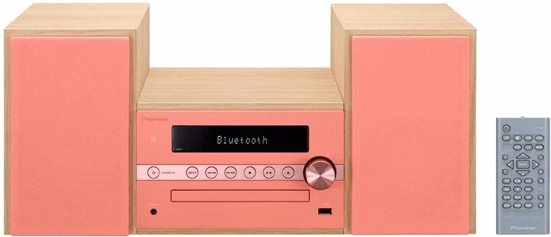 Pioneer X-CM56 růžový