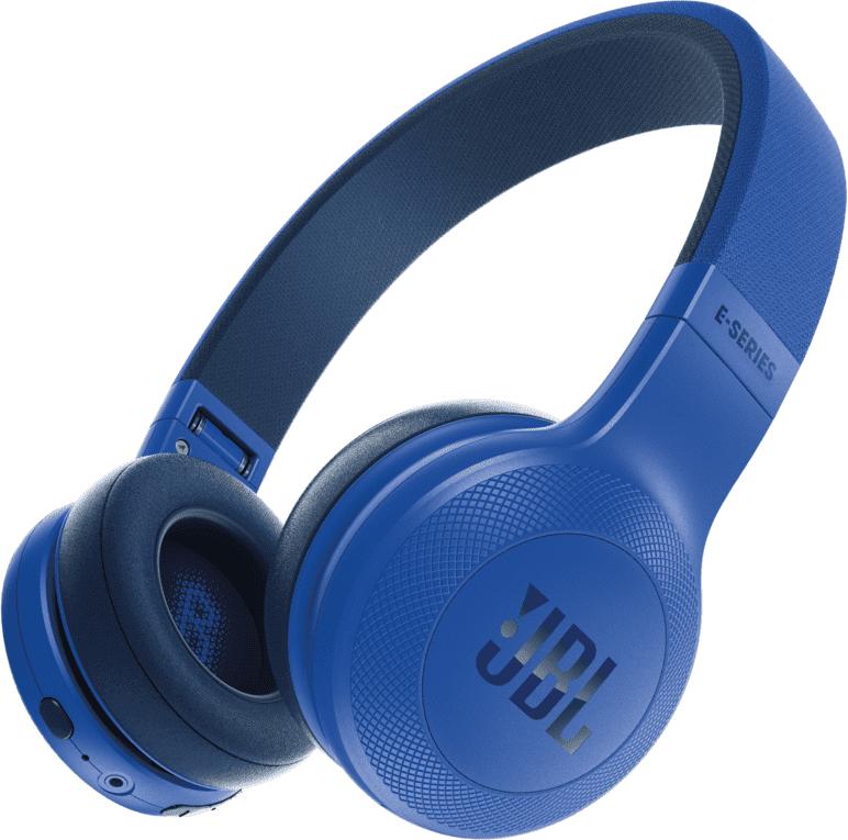 JBL E45BT modré