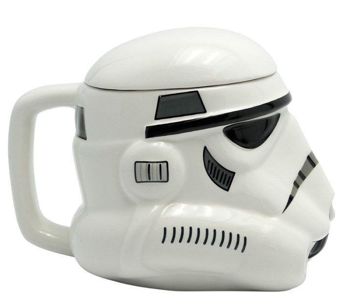 Star Wars Stormtrooper 3D hrnek (300ml)