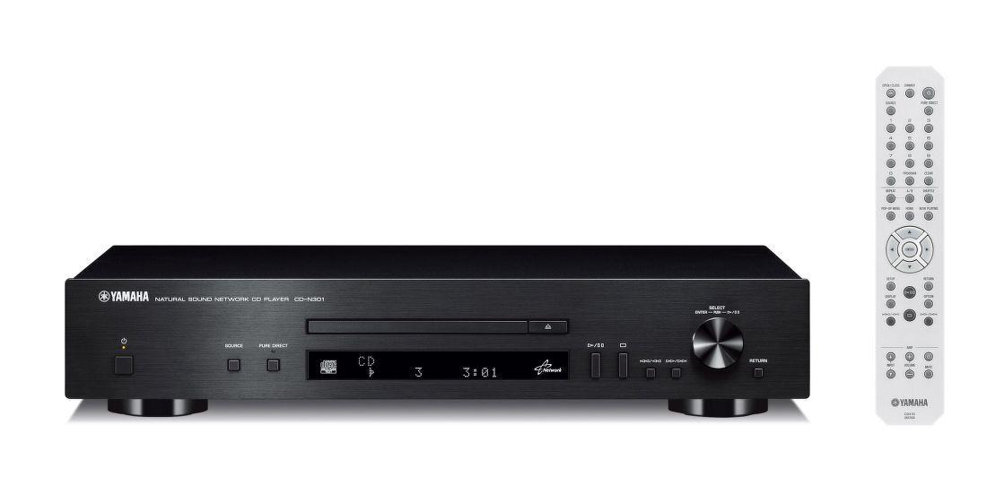 Yamaha CD-N301 černý