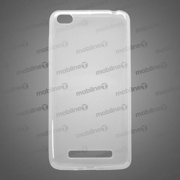 Mobilnet Gumové pouzdro Xiaomi Redmi 4A transparentní