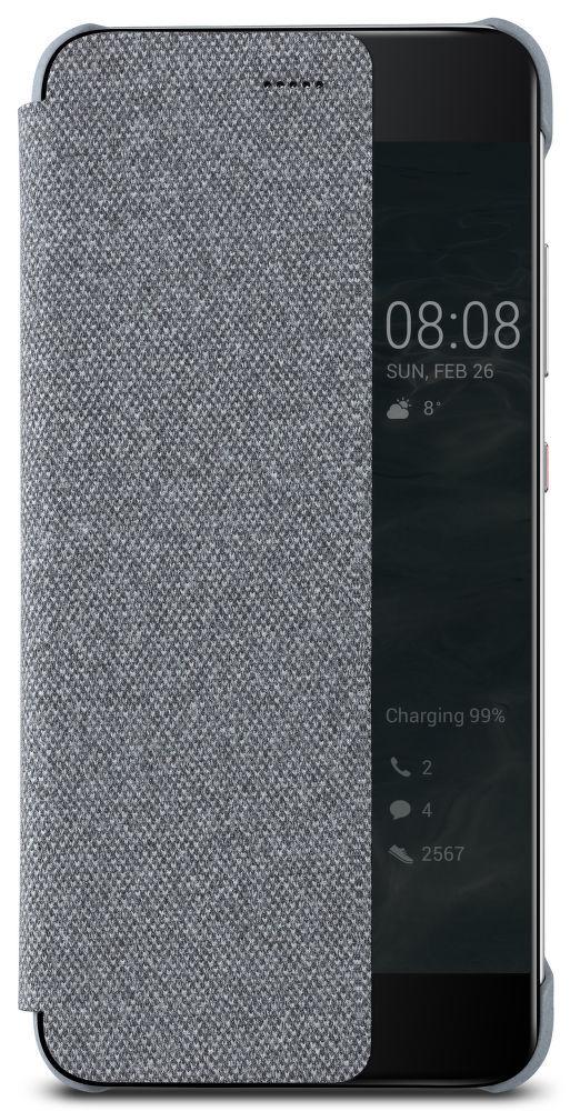 Smart View šedé pouzdro na Huawei P10