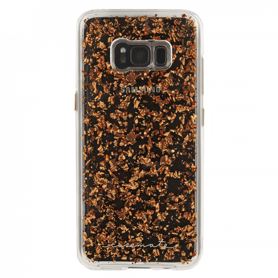 Case-Mate zlaté pouzdro na Samsung Galaxy S8 Plus
