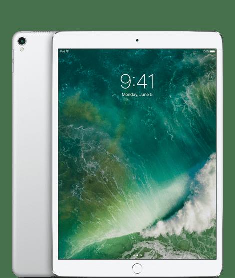 Apple iPad Pro 10,5'' Wi-Fi + Cell 64GB stříbrný MQF02FD/A