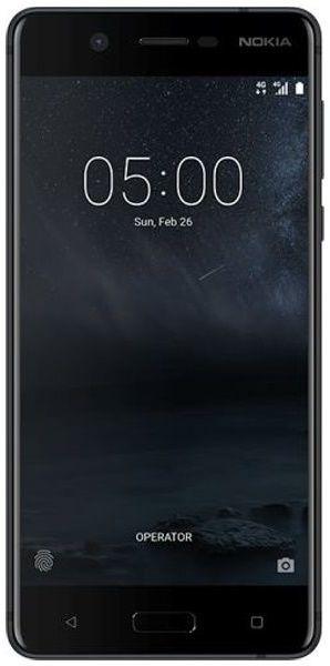 Nokia 5 Dual SIM černý