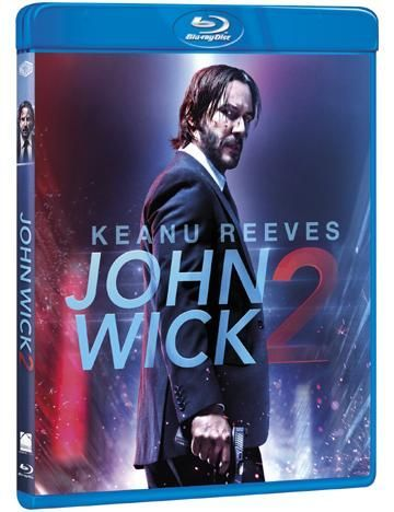 Magic Box John Wick 2 - Blu-ray film