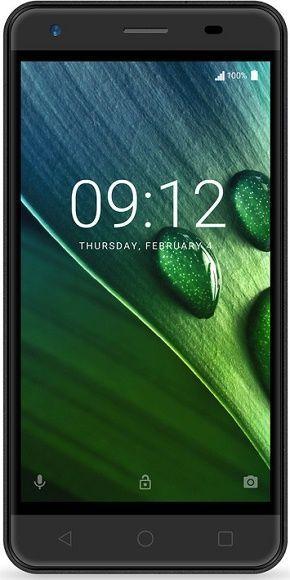 Acer Liquid Z6E Dual SIM černý