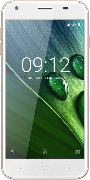 Acer Liquid Z6 LTE Dual SIM zlatý