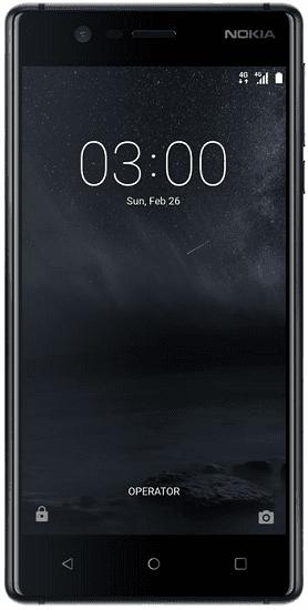 Nokia 3 Dual SIM černý