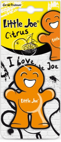 Lujsa Little Joe Citrus
