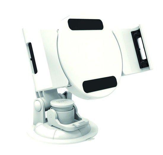 Solight 1MT4 držák na sklo bílý