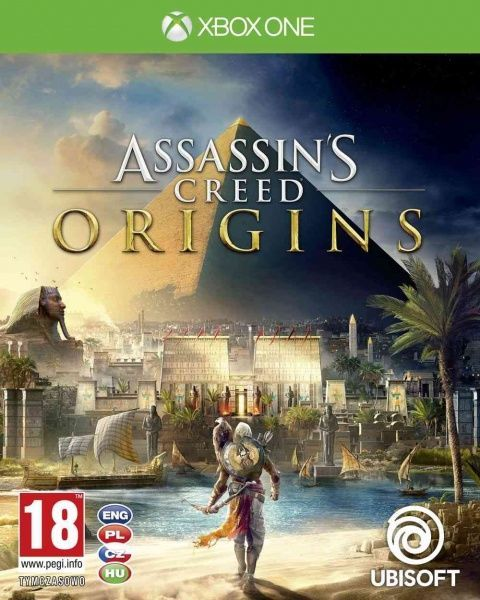 Assasin's Creed Origins XBOX ONE hra