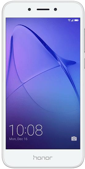 Honor 6A dual SIM stříbrný