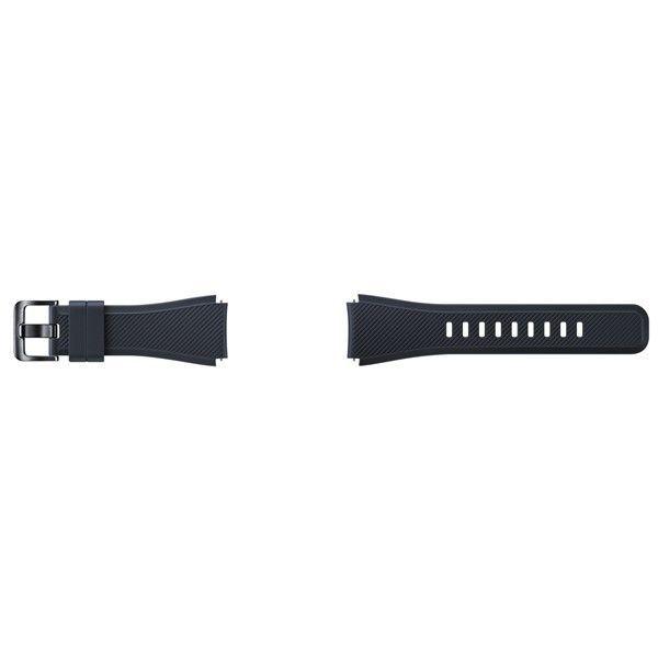 SAMSUNG Gear S3 BLK, Silikonový řemínek