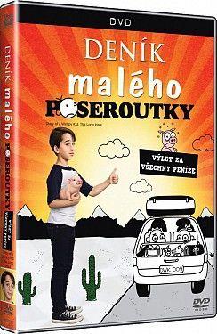 Deník malého poseroutky: Výlet za všechny peníze - DVD