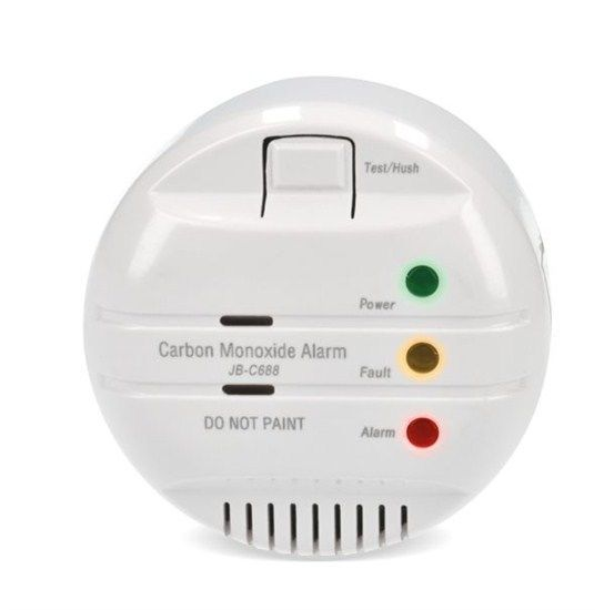 Solight 1D36 detektor spalin