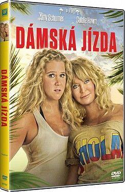 Dámská jízda - DVD film