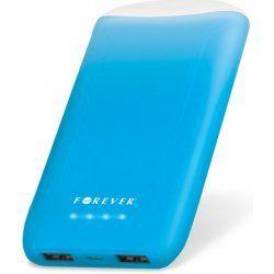Forever TB-011 powerbanka 8000 mAh, modrá