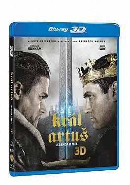 Král Artuš: Legenda o meči - Blu-ray 3D+2D