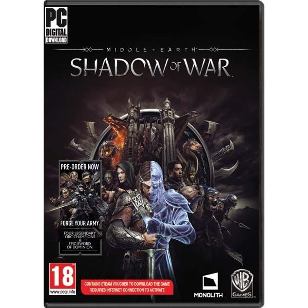 Middle-Earth: Shadow of War - PC hra