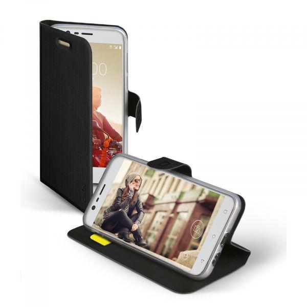 SBS knížkové pouzdro Nokia 3 černé