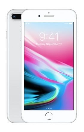 Apple iPhone 8 Plus 64GB, Stříbrná