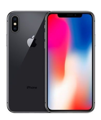Apple iPhone X 64GB vesmírně šedý
