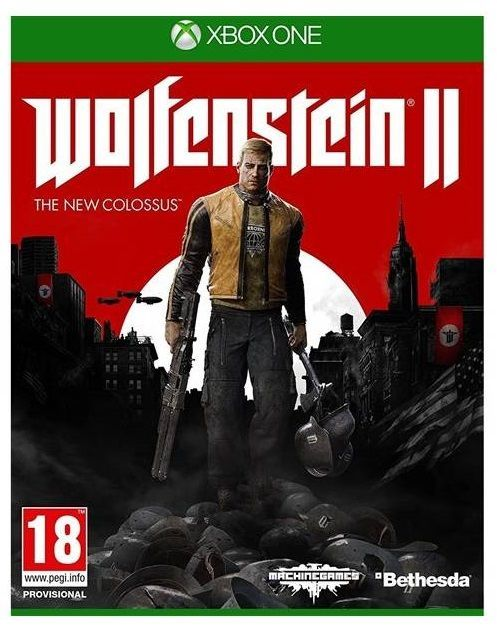 Wolfenstein II: The New Colossus - Xbox One hra