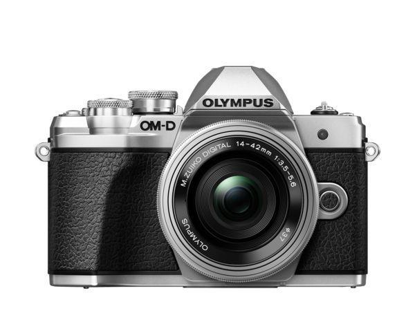 Olympus E-M10III 1 stříbrná