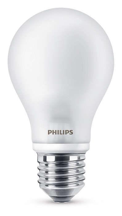 Philips Lighting E27 4,5W WW
