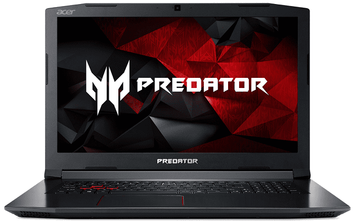 Acer Predator Helios 300 PH317-51-72C3