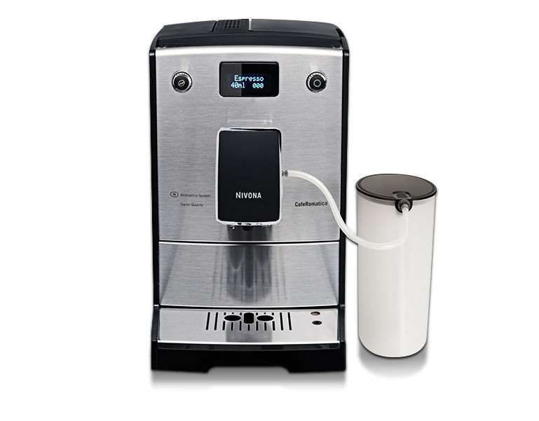NIVONA NICR777 (nerez) - Automatické espresso