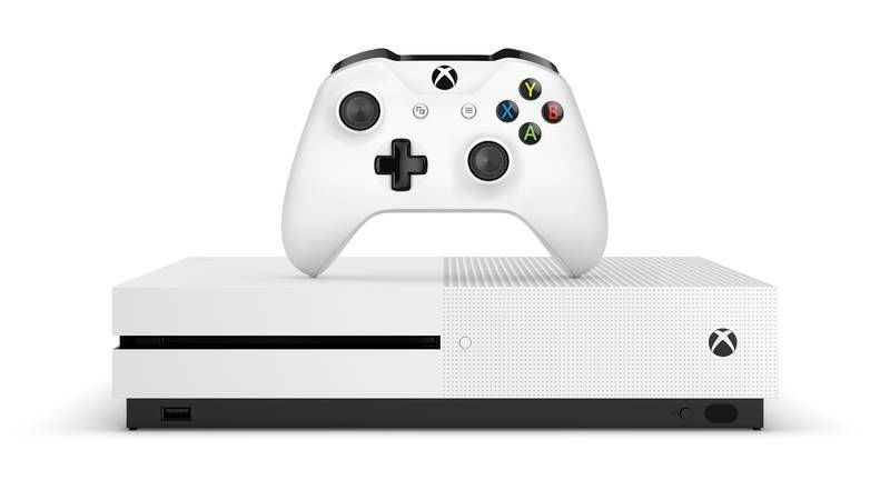 Microsoft XBOX ONE S 1TB + FIFA 18