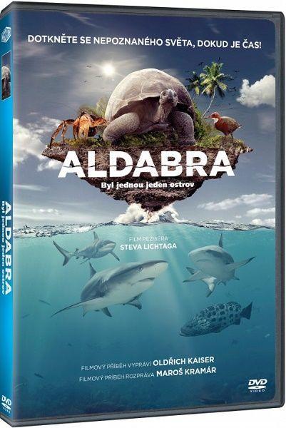 Aldabra: Byl jednou jeden ostrov - DVD film