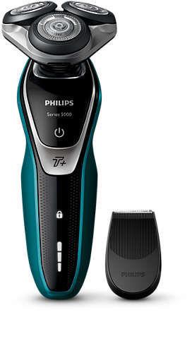 Philips S5550/06 Series 5000 + dárek Philips HC 3420/15 zdarma