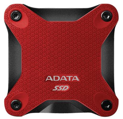 A-DATA SD600 256GB USB 3.1 červený