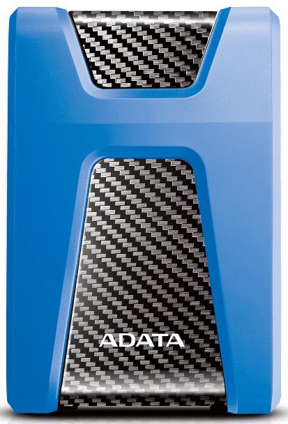 """A-DATA HD650 2.5"""" 1TB USB 3.1 modrý"""