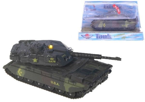 Mikrotrading Tank kov