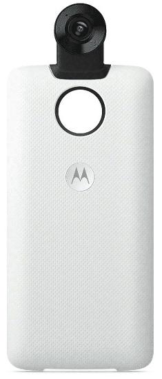 Lenovo Moto Mods 360 kamera