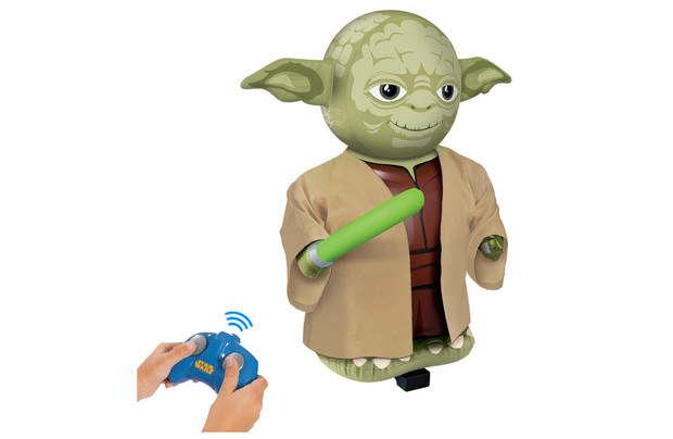 Mikrotrading Star Wars Yoda