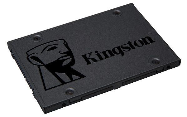 Kingston A400 SATA 480GB, interní SSD