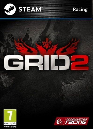 GRID 2 - PC hra
