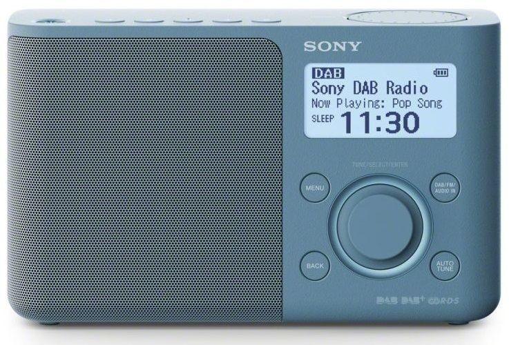 Sony XDRS61DL modré