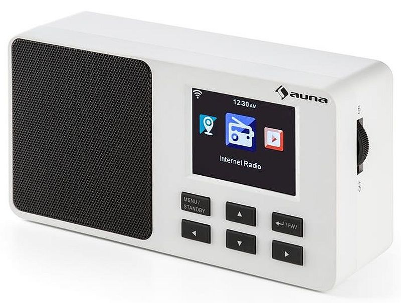 Auna IR-110 bílé