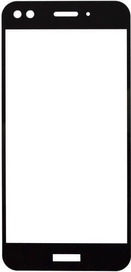 Q Sklo skleněná fólie pro Huawei P9 Lite Mini, černá