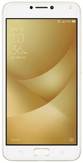 Asus ZenFone 4 Max PRO Dual SIM zlatý