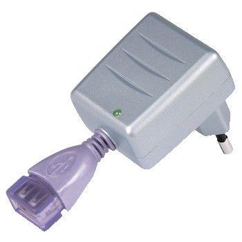 Hama 14056 - USB cestovní nabíječka 100-240V
